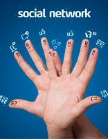 "New: Social Media is part of ""standard"""