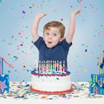 Lightbox Birthday