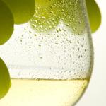 Leuchtkasten Weißwein