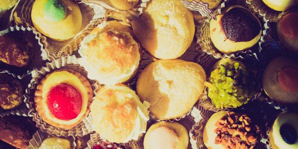 Kulinarische Perspektive bei PantherMedia