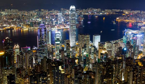 Discover Hong Kong!